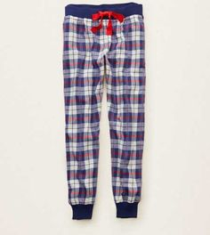 Aerie Flannel Sleep Jogger.  For even sweeter dreams.  #Aerie