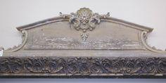 old ornate header