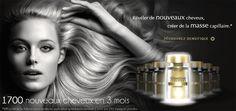 Les produits de coiffure Kérastase sont un gage de qualité et de prestige pour les professionnels de la coiffure depuis de nombreuses années.