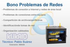 Oferta: Problemas de red a domicilio - Valencia