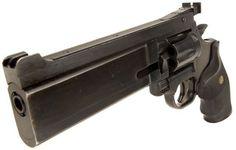 Dan Wesson Model 15-2 revolver Designed using Karl... - Gun & Fez & Waffle