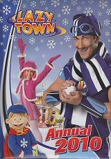 Lazy Town Annual Gallery