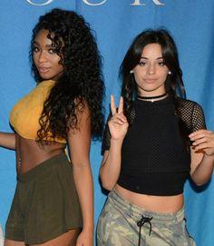 Normani and Camila