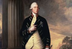 what happened to king george iii after the american revolution