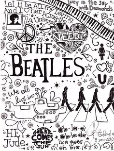 La vie et l'oeuvre des Beatles : https://www.yellow-sub.net #beatles #paulmccartney #ringostarr #georgeharrison #johnlennon #liverpoool #pop #music#yellowsub