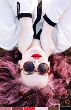 Inspirations of the Week: Maquiagem