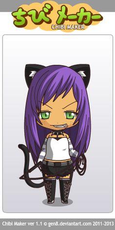 Michi Chan...I really just don't like her By: Kawaiibatgirl
