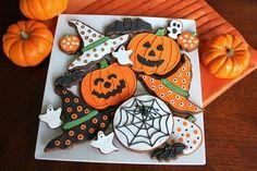 Хэллоуин: угощение для гостей | Домохозяйка