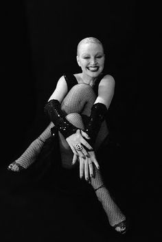 Elke Maravilha photo by Madalena Schwartz 1983