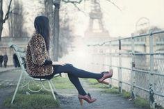 leopard dream coat