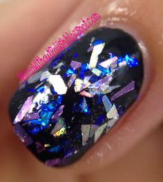 Macro of A Girl Obsessed Fractured Spirit @Cult Nails Fetish