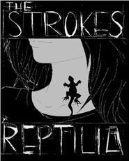 T-shirt Reptilia