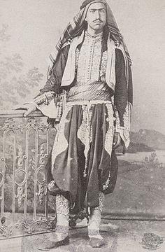 [Ottoman Empire] A Portrait Photo, 1870s (Bir Osmanlı Portre Fotoğraf, 1870'ler) (50) | by OTTOMAN IMPERIAL ARCHIVES