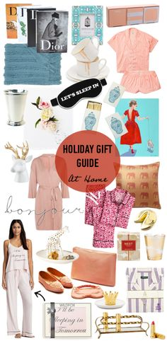 Holiday Gift Guide: At Home