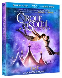 The wait is over! Own Cirque du Soleil: Worlds Away TODAY! Available on Blu-ray™ and DVD (USA & Canada).