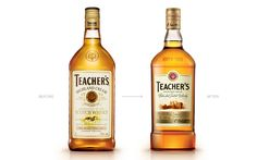 TEACHER´S SCOTCH WHISKY by Leandro Senna, via Behance