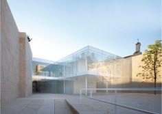 Alberto Campo Baeza | Oficinas para la Junta de Castilla y León | HIC Arquitectura