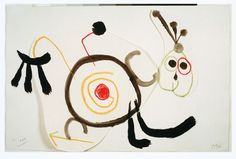 drawings_Miro 1953