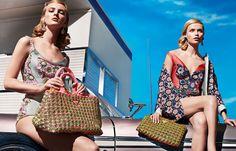 Prada advertising campaign/ Spring Summer 2012