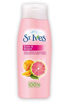 Pink lemon & Mandarin Orange Body Wash St. Ives