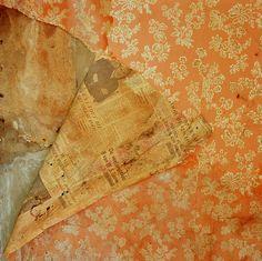Peeling wallpaper by matthew somorjay, via Flickr