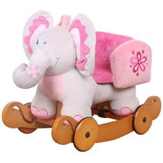 Elephant Rocking or Rocking Lion  $178.16