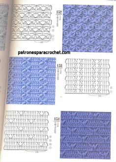 Watch This Video Beauteous Finished Make Crochet Look Like Knitting (the Waistcoat Stitch) Ideas. Amazing Make Crochet Look Like Knitting (the Waistcoat Stitch) Ideas. Crochet Stitches Chart, Crochet Symbols, Knitting Stiches, Crochet Motifs, Crochet Diagram, Crochet Doilies, Knitting Patterns, Crochet Patterns, Crochet Cable