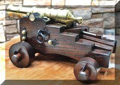 Black Powder Naval cannon for sale