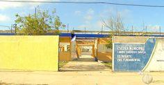 Pichação em escola depredada incita morte de policiais no RN: 'Nossa meta'