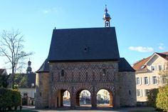 Abbey and Altenmünster of Lorsch-UNESCO  District of Bergstrasse, State of Hesse (Hessen)