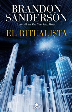 «El ritualista» de Brandon Sanderson saldrá en enero de 2015 ~ La Espada en la Tinta: Magazine de literatura fantástica, cómics y novedades