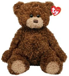 To receive a teddy bear for my birthday/Christmas, from my someone special ;)