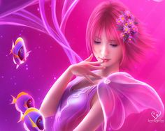 Fantasy Girls Wallpapers | Free Desktop Wallpapers