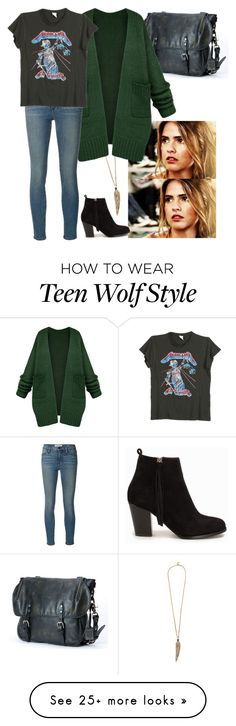 """Untitled #630"" by nadapierce on Polyvore featuring Roberto Cavalli, Frye, Frame Denim, MadeWorn and Nly Shoes"