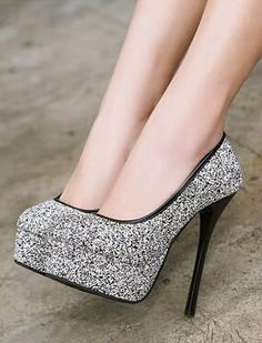 Gorgeous high heel shoes
