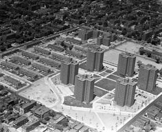 Brewster-Douglass Projects - Old photos — Historic Detroit