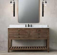 """Vanities & Sinks 