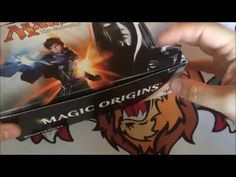 Magic Origins Booster Box Opening! Jace? Liliana? - YouTube