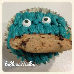 Probando el mundo Cupcakes   el Monstruo de las galletas   laLlonaMella