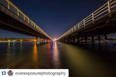 Coastal Connection. The Barwon Bridge in all its glory at dusk.  #Repost @overexposurephotography with @repostapp #landscapephotography #bridgescape #overexposurephotography  #canonaustralia #canon5dmkiii  #focusaustralia  #aguideto #aguidetobarwonheads  #smallbusiness #shoplocal #livelovelocal  #photography #ocean #beach #surf #art  #barwonheads #oceangrove #bellarine #bellarinepeninsula #gtown #geelong #melbourne #visitvictoria #tourismgeelong #SeeAustralia #visitgeelongbellarine…