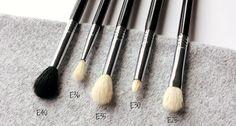 Resenha Pincel Sigma E36 Blending Brush   New in Makeup