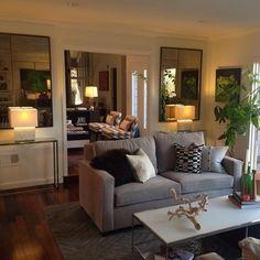 Taher project nearly wrapped up. #westelmatlanta #dantodesigns #livingroom