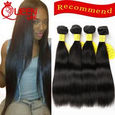 Unprocessed Virgin Brazilian Straight Hair 4 Bundles Brazilian Hair Weave Bundles Rosa Hair Products Brazilian Virgin Hair