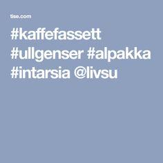 #kaffefassett #ullgenser #alpakka #intarsia @livsu