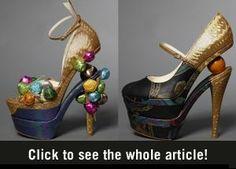 shoes  disigner Mihai Albu
