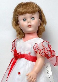 Vintage Patty Play Pal Ideal Style Doll 30 Inches Tall