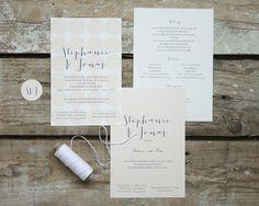 """#Hochzeitseinladungen """"love in circles"""" #weddinginvitation, online bestellbar bei www.papierhimmel.com"""