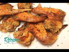 Stuffed Chicken Wings Recipe - I Heart Recipes