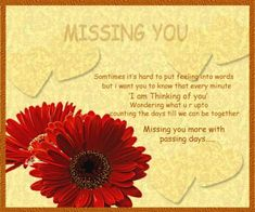 Missing Your Love Quotes | of miss you scraps for orkut, I'm missing you myspace comments, I miss ...