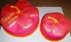 hibiscus cakes